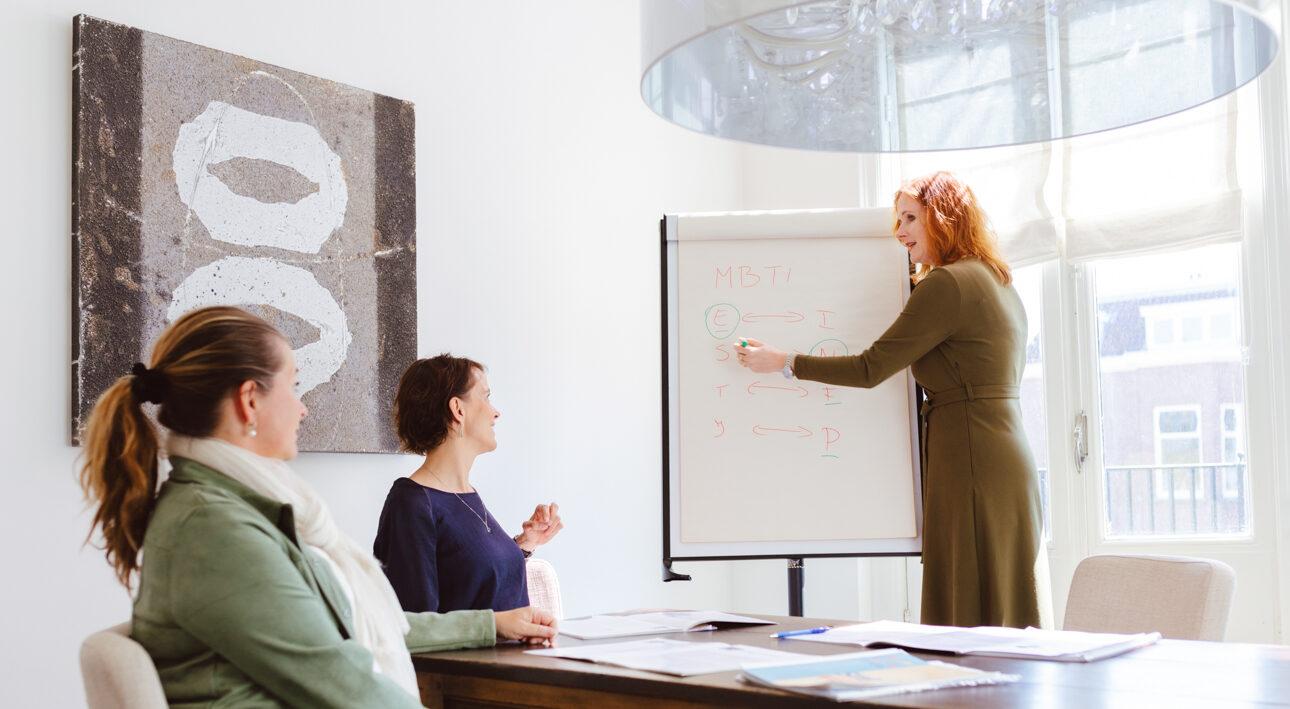 Consultancy voor leren en talentontwikkeling